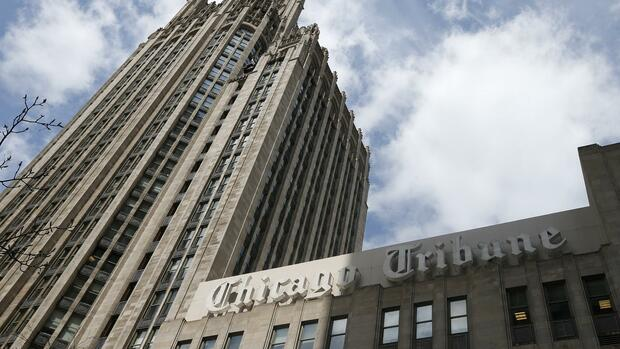 Chicago Tribune Quelle: REUTERS