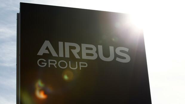 Logo der Airbus Group Quelle: REUTERS
