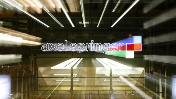 Axel Springer Quelle: REUTERS