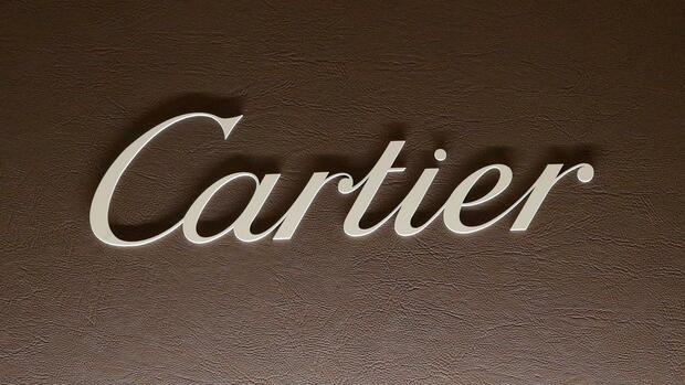 Cartier Richemont Quelle: REUTERS