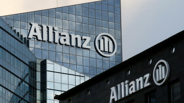 Allianz Quelle: REUTERS