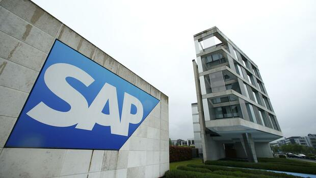 SAP-Hauptsitz in Walldorf Quelle: REUTERS