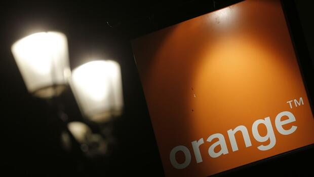Orange-Logo Quelle: REUTERS
