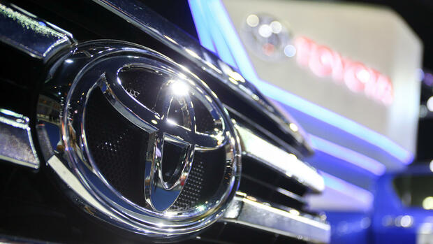 Toyota Quelle: REUTERS