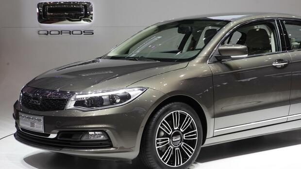Qoros 3 Sedan Quelle: REUTERS
