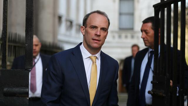 Dominic Raab: Boris Johnsons polarisierender Stellvertreter