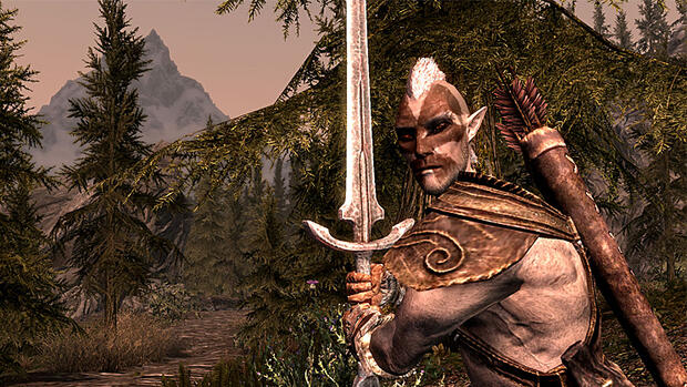 Screenshot The Elder Scrolls V: Skyrim Quelle: screenshot