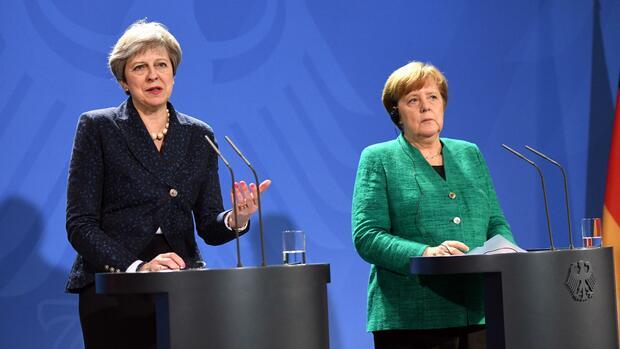 Merkel: Stehen bei Brexit-Verhandlungen unter Zeitdruck