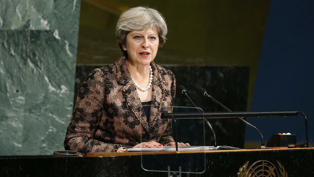 Grundsatzrede: Theresa May will Übergangsphase nach Brexit