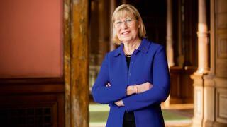 """Krupp-Stiftungschefin Ursula Gather: """"Ich will hier nichts beschönigen"""""""