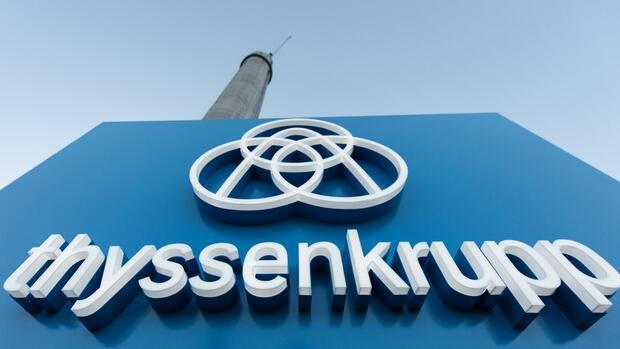 Industriekonzern: Thyssenkrupp plant Aufspaltung in zwei Teile