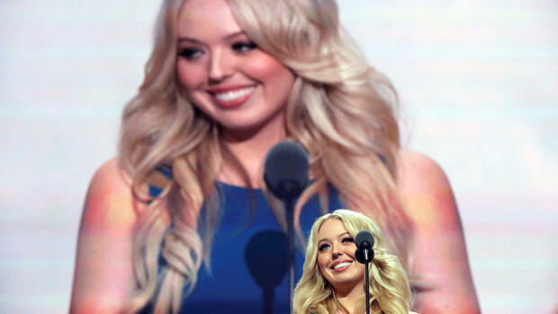 Tiffany Trump Quelle: REUTERS