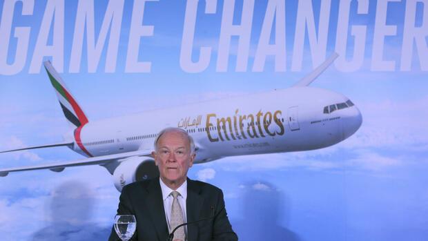 Keine A380-Order zum Messestart - Emirates kauft Boeing