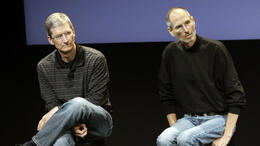 Apple: Cook: In Jobs' Schatten