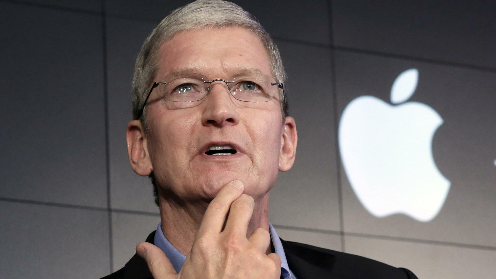 Tim Cook Quelle: AP,AP