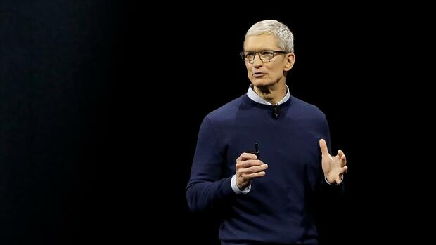 Tim Cook Quelle: AP