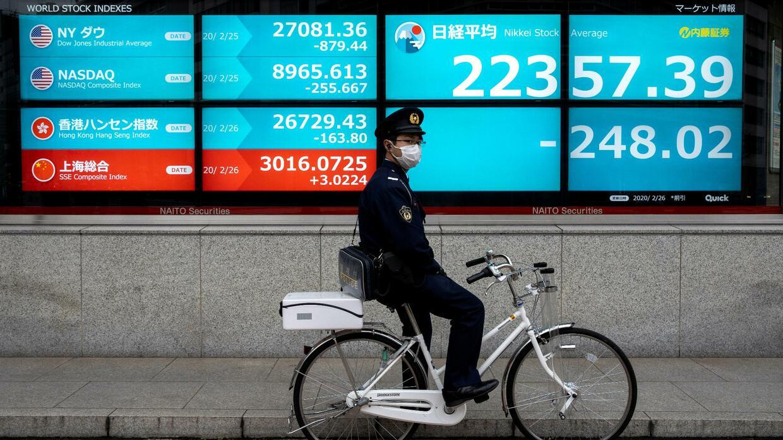 Nikkei, Topix Co: Sorgen um Coronavirus halten an – Nikkei bricht um drei Prozent ein