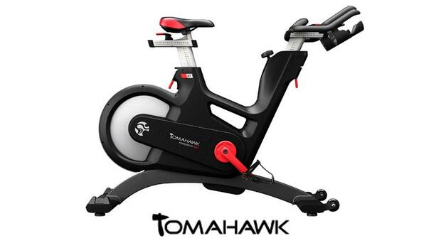 ISPO Award - Health & Fitness Product of the Year: Tomahawk - IC7 Indoor Cycle Quelle: Presse