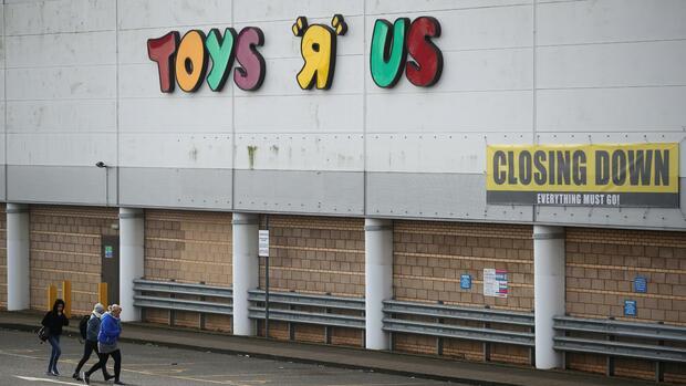 Schluss für Toys 'R' Us