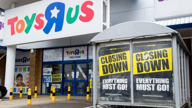 Toysrus Deutschland Chef Appelliert An Mitarbeiter