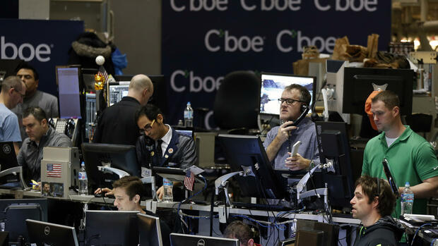 Options trading jobs chicago