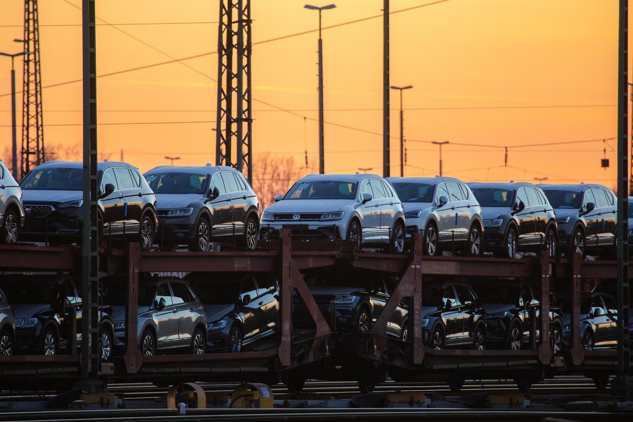 Autoindustrie: Europäischer Automarkt bricht im August ein