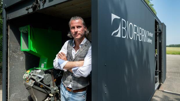 Plastikmüll: Firma will aus Plastikabfällen Diesel machen will