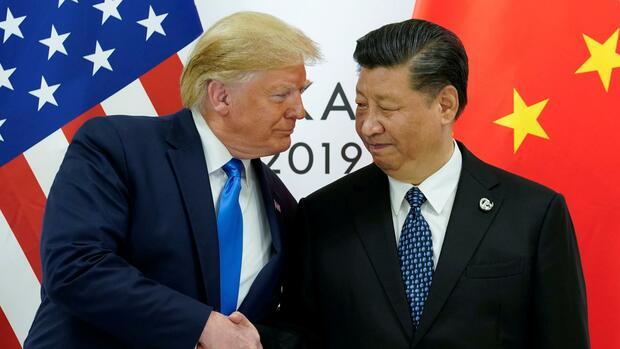 Burgfrieden im Handelskrieg - USA und China einig über neue Gespräche