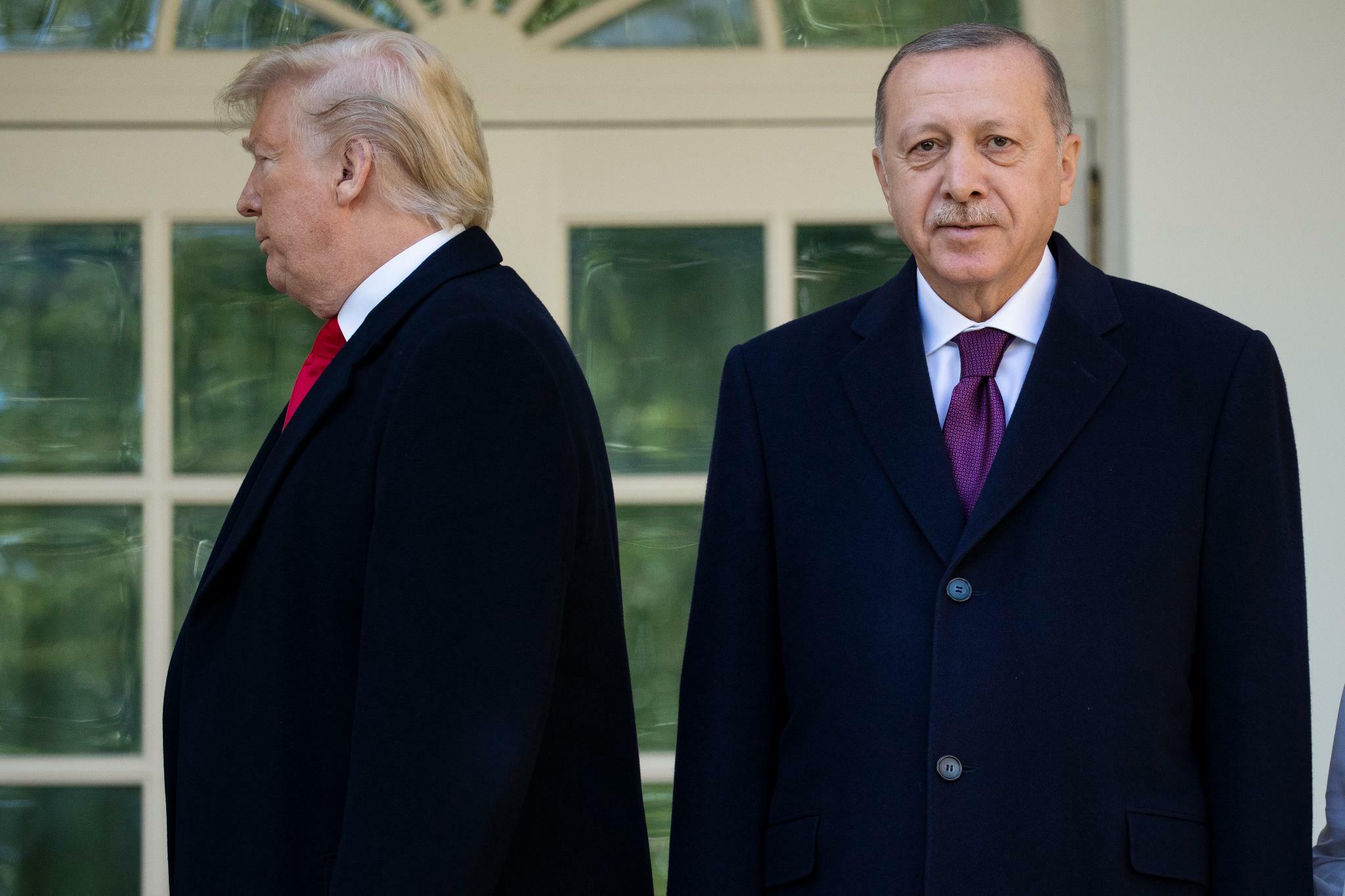 Türkei: Erdogan: Schließung von Stützpunkten für US-Militär falls nötig