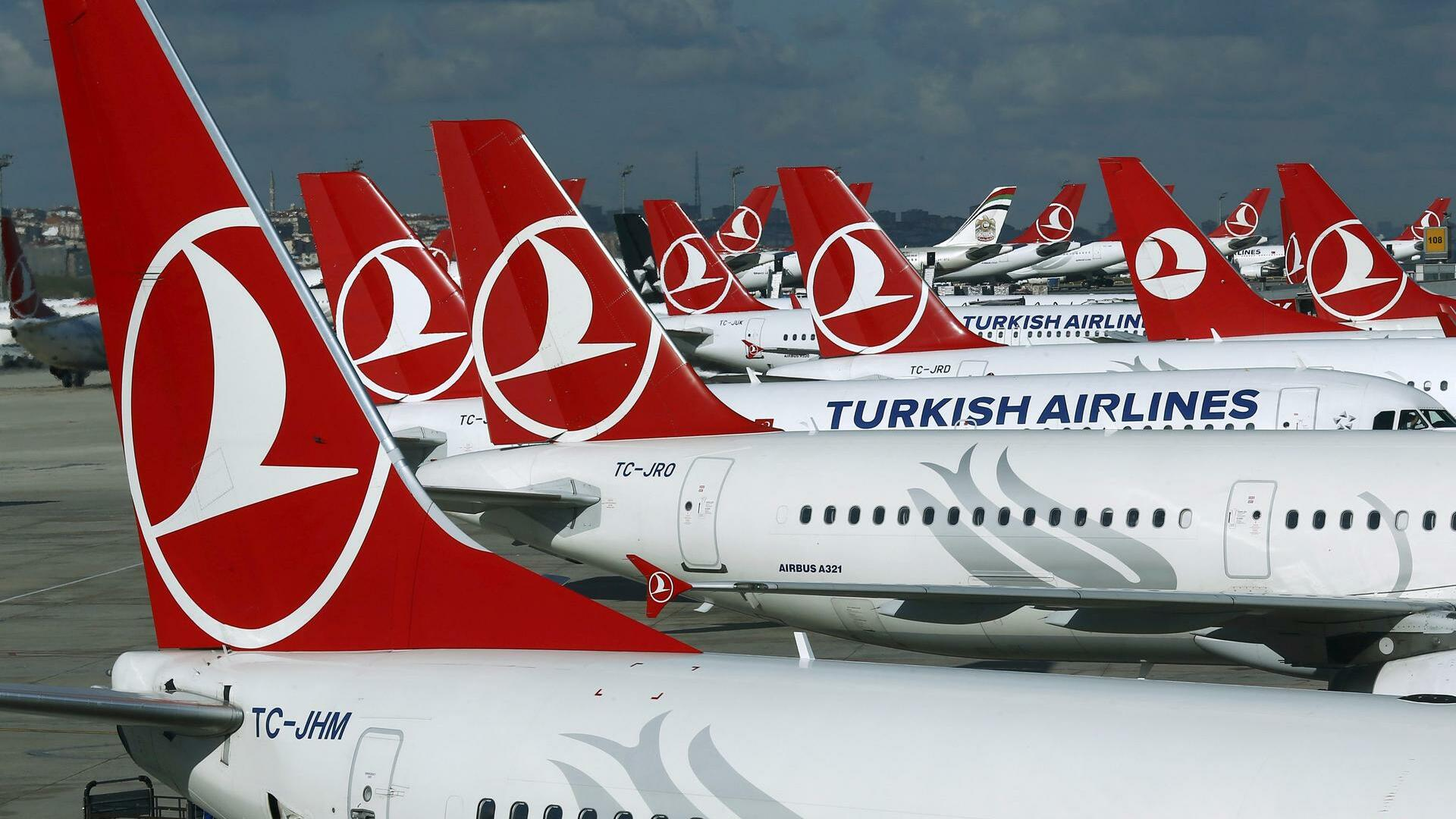 Turkish Airlines Quelle: REUTERS