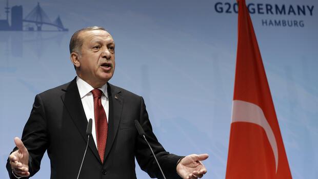 Erdogan stellt Umsetzung des Klimaabkomens in Frage