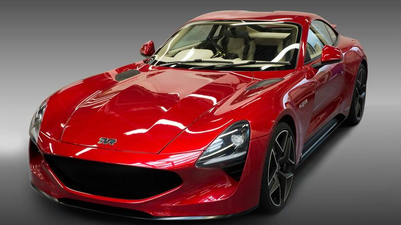 TVR Griffith Quelle: PR