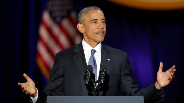 Wahlen in den USA: Obama ist am Ende ZEIT ONLINE