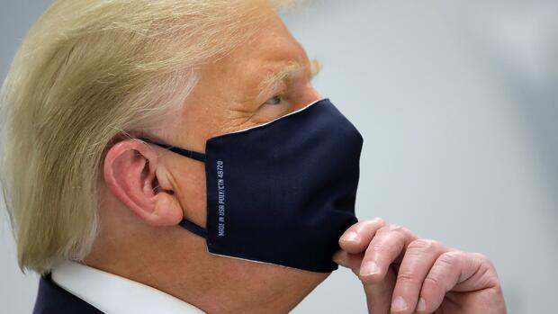 Trump Infiziert