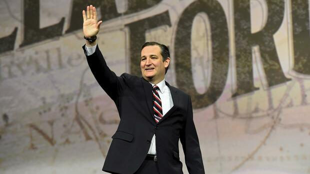 Ted Cruz Quelle: REUTERS