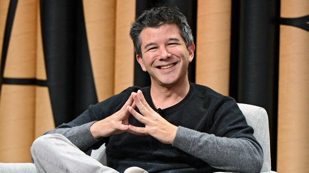 Uber-Chef Travis Kalanick Quelle: Getty Images