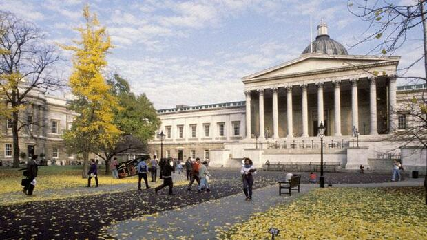 University College London Quelle: UCL