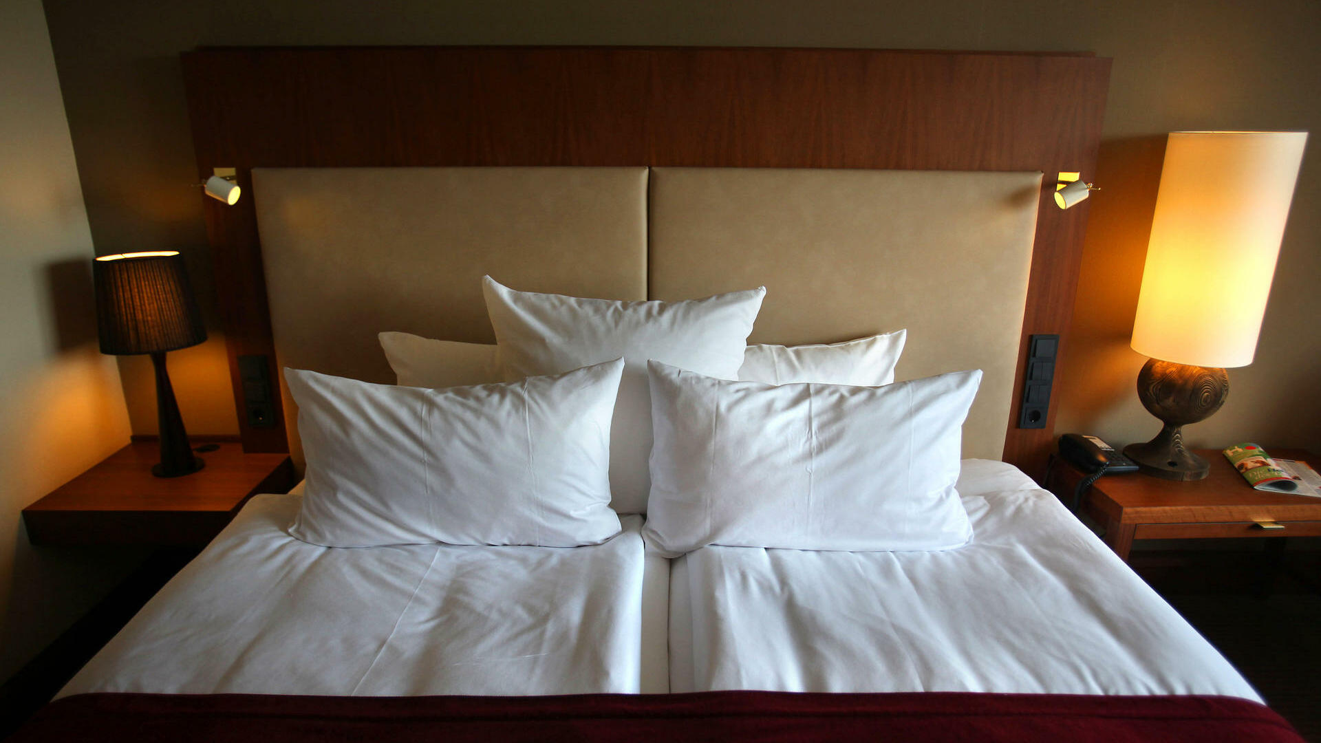 Bettlaken Quelle: dpa