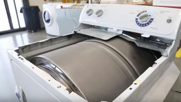 Umweltfreundlich waschen: ultraschall trockner spart 70 prozent energie