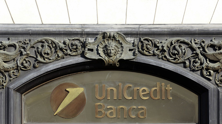 UniCredit Quelle: REUTERS