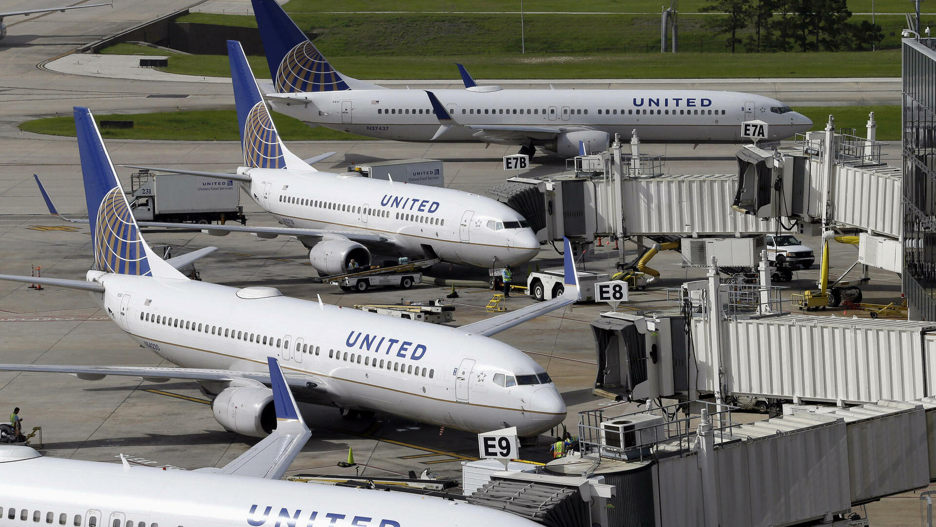 United Continental Quelle: AP