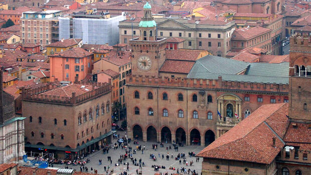 Universität Bologna Quelle: Creative Commons-Lizenz