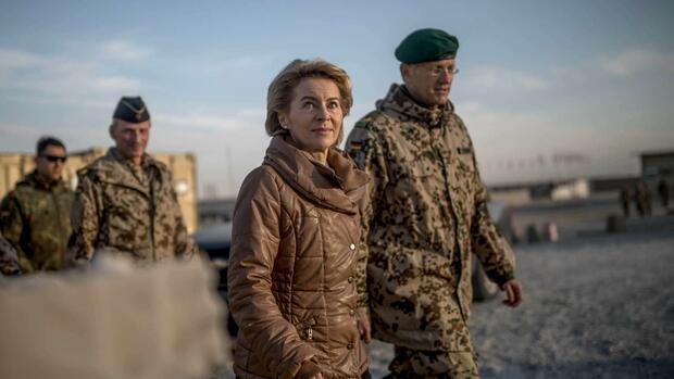 Langer Einsatz in Afghanistan