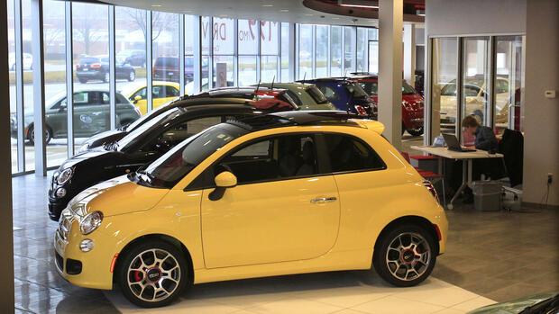automarkt kleine autos in usa auf dem vormarsch. Black Bedroom Furniture Sets. Home Design Ideas