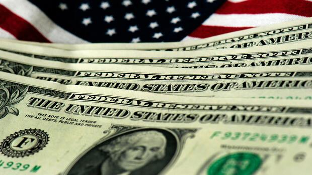 Amerikaner Bunkern Scheine Und Münzen Bargeld Ist Noch Lange Kein