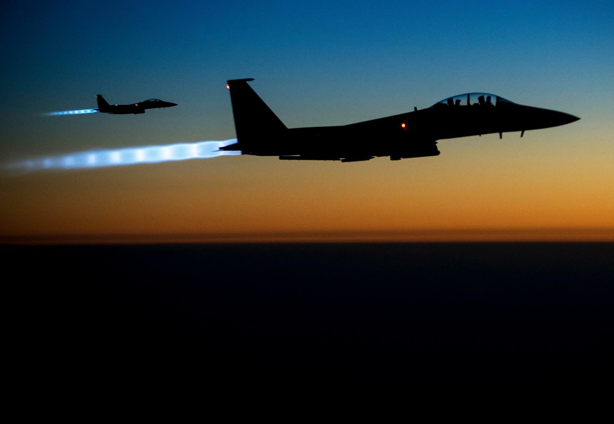 Militärkoalition: Anti-IS-Koalition im Irak nimmt Aktivitäten teils wieder auf