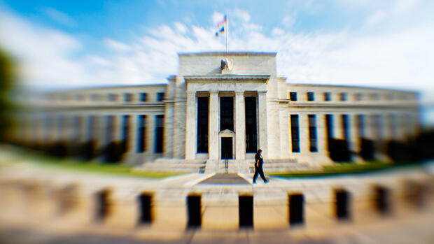 Die Federal Reserve Bank Quelle: dpa