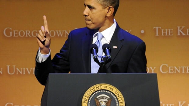 US-Präsident Barack Obama Quelle: REUTERS