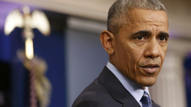 Barack Obama zu Terroranschlag in London Quelle: REUTERS