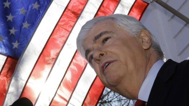 US-Senator Christopher Dodd, Quelle: AP